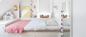 Chytré postele pro funkční dětský pokoj
