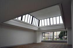 Interiér domu umění po rekonstrukci