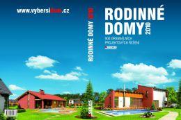 Katalog Rodinné domy 2010