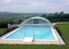 Jaký bazén se nejlépe hodí do vaší zahrady?