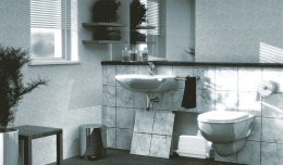GRUNDFOS SOLOLIFT2  přináší nové možnosti řešení koupelny nebo kuchyně