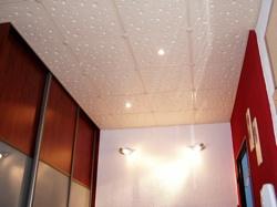Jednoduché řešení pro stropy