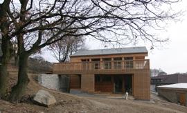 Salon dřevostaveb 2008