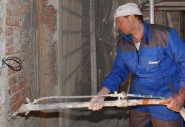Sádrové a vápenosádrové omítky Cemix v moderním stavebnictví