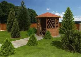 Menší dřevostavby jsou krásné a rozšíří využití zahrady