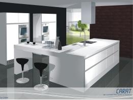 CARAT - řešení pro kuchyňská studia