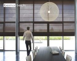 Římské rolety - moderní stínicí prvek v interiéru