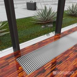 Vytápět nebo chladit? Podlahový konvektor zvládne obojí!