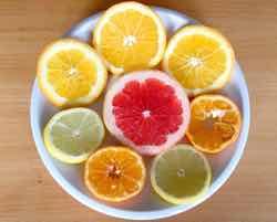 Citrusy - plody pro zdraví a osvěžení, rostliny pro potěšení
