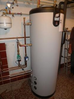 Ohřev TUV pomocí tepelného čerpadla AC Heating je výhodnější