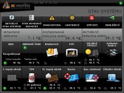 Uživatelské rozhraní xCC