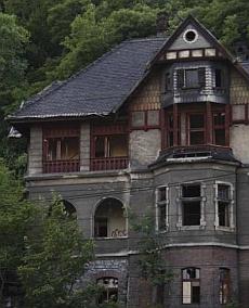 Lindnerova vila v Ústí nad Labem