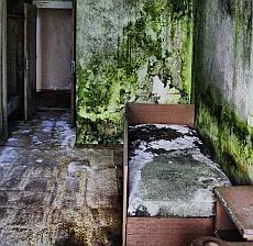 Opuštěný hotel v Litvě
