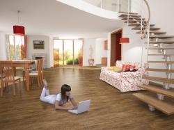 Jakou podlahu do obýváku