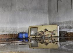 Co dělat s PVC podlahovinami zasaženými povodní?