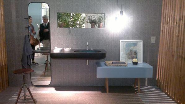 Ukázka moderní koupelny – značka REXA.