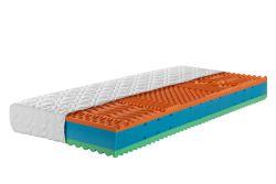 VISCOFLEX - sendvičová matrace z  vysoce kvalitní elastické sedmizónové studené pěny