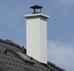 Funkční komín v moderní stavbě