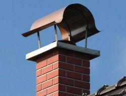 Bezpečný komín v moderní stavbě
