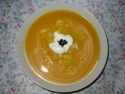 Dýňové polévky a další recepty z dýně