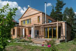 Když si architekt staví vlastní dům