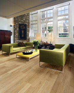 Dřevěná krytina Kährs, kolekce Linnea Lodge, dekor Dub Breeze, prodává KPP