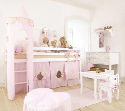 Kolekce dětský pokoj z masivu Fairytale FT-Flower II - nábytek z e-shopu www.nabytek-aldo.cz