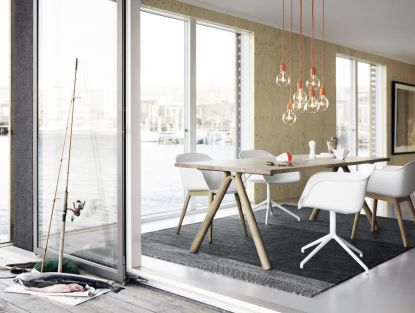 Skandinávský design vám vykouzlí hřejivý domov