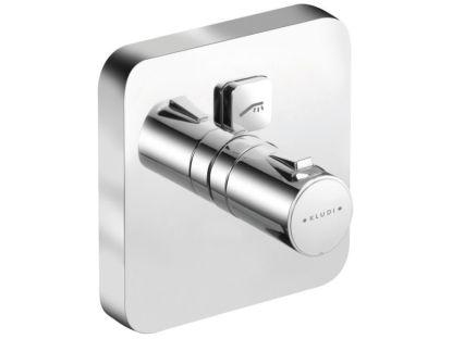 Ovládejte sprchu a vanu pouhým stiskem tlačítka
