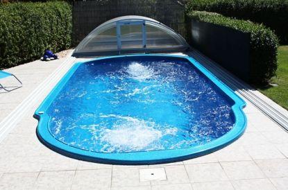 Zapuštěný zahradní či interiérový bazén jako komplexní řešení