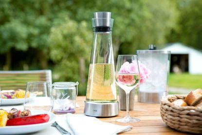 Designové chladicí karafy Emsa pro dokonale vychlazené nápoje a vína