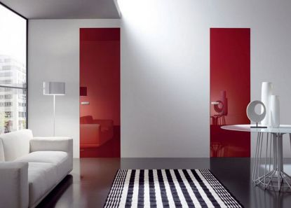 Skryté zárubně odhalí dokonalý interiér