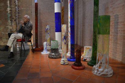 Umění končí tam, kde začíná kšeft, říká sklářská legenda René Roubíček