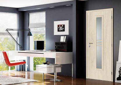 Dveře v dekoru dřeva: oblíbená klasika, která neomrzí