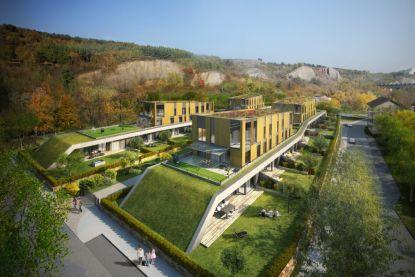 Rezidence Trilobit – luxus a komfort s respektem kpřírodě