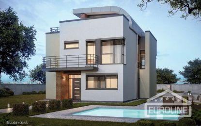 Moderní trendy v architektuře rodinných domů podle Euroline a jejich klientů