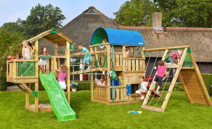 Plánujete dětské hřiště? Nakupujte už teď, ve slevách