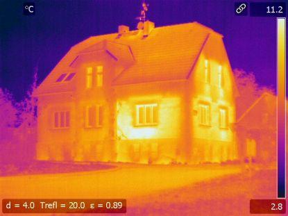S nízkými teplotami přichází ideální doba protermovizní měření - nezmeškejte ji