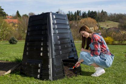 Vybíráme kompostér