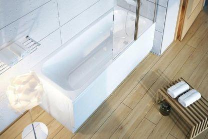 Rekonstrukce koupelny: Rozlučte se s umakartem