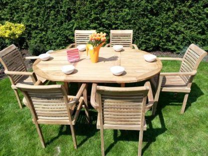 Kupujeme zahradní nábytek: Zaměřeno na materiál