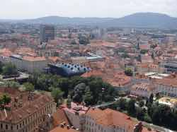 Graz: Staré časy a nová doba