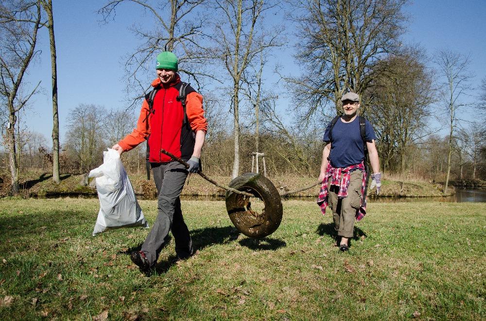 Dobrovolníci z Nemošic v akci