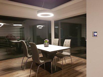 Design ovládacích prvků chytrého domu