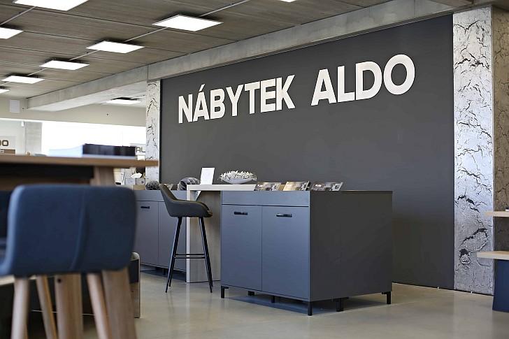 Aldo nábytek otevřel nový showroom v Brně