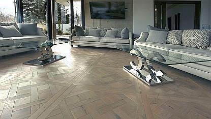 Dubové podlahy jako symbol elegance a klasiky