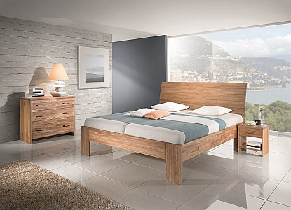 7 tipů na skvělé postele z masivu