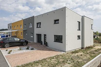 Moderní domy bez zateplení, ve kterých chce bydlet i sám developer