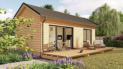 Montované dřevostavby rostou s vašimi požadavky na prostor