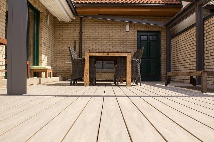 Při výběru terasy z WPC vsaďte na ověřenou kvalitu